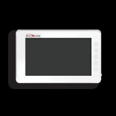 Монитор видеодомофона с памятью PVD-7M v.7.1 white